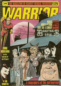 Cover Thumbnail for Warrior (Quality Communications, 1982 series) #12