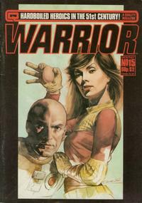 Cover Thumbnail for Warrior (Quality Communications, 1982 series) #15