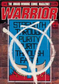 Cover Thumbnail for Warrior (Quality Communications, 1982 series) #19