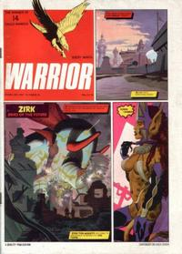 Cover Thumbnail for Warrior (Quality Communications, 1982 series) #26