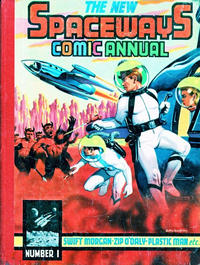 Cover Thumbnail for New Spaceways Comic Annual (T. V. Boardman, 1954 series) #1