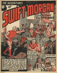Cover Thumbnail for Swift Morgan (T. V. Boardman, 1948 series) #6