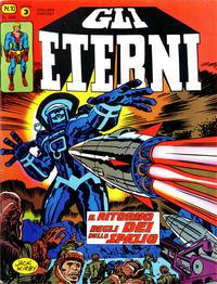 Cover Thumbnail for Gli Eterni (Editoriale Corno, 1978 series) #10