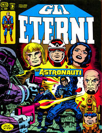 Cover Thumbnail for Gli Eterni (Editoriale Corno, 1978 series) #12