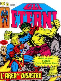 Cover Thumbnail for Gli Eterni (Editoriale Corno, 1978 series) #14