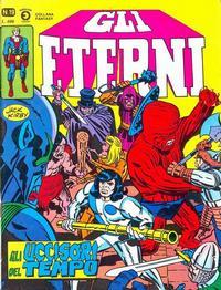 Cover Thumbnail for Gli Eterni (Editoriale Corno, 1978 series) #19