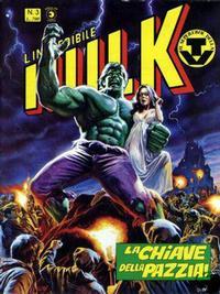 Cover Thumbnail for L'Incredibile Hulk (Editoriale Corno, 1980 series) #3