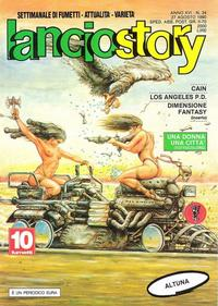 Cover Thumbnail for Lanciostory (Eura Editoriale, 1975 series) #v16#34