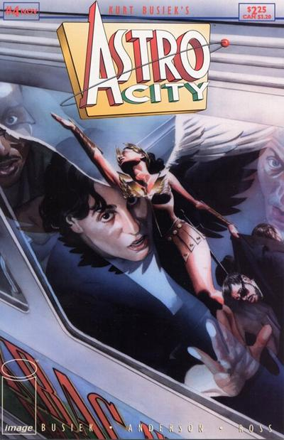 Cover for Kurt Busiek's Astro City (Image, 1995 series) #4