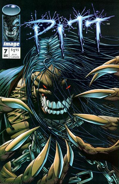 Cover for Pitt (Image, 1993 series) #7