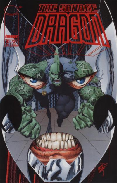 Cover for Savage Dragon (Image, 1993 series) #20
