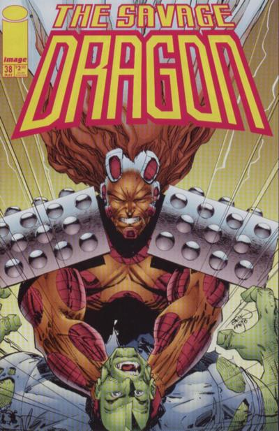 Cover for Savage Dragon (Image, 1993 series) #38