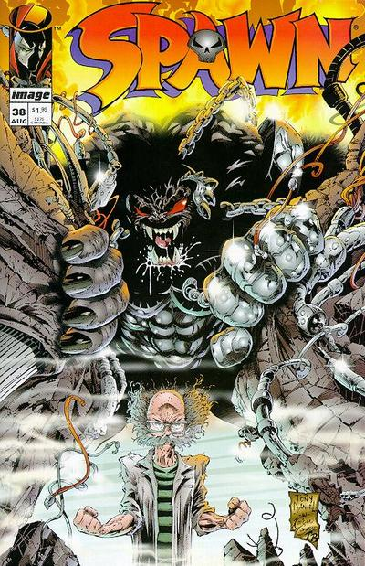 Cover for Spawn (Image, 1992 series) #38