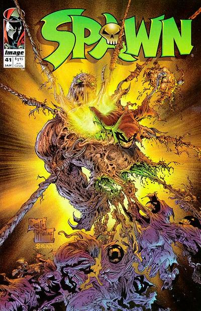 Cover for Spawn (Image, 1992 series) #41