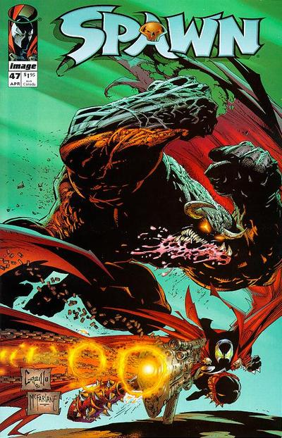 Cover for Spawn (Image, 1992 series) #47