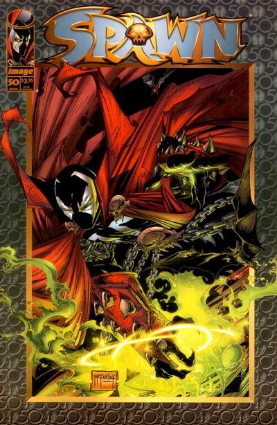 Cover for Spawn (Image, 1992 series) #50