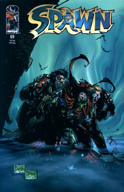 Cover for Spawn (Image, 1992 series) #69