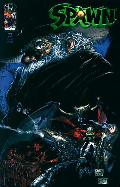 Cover for Spawn (Image, 1992 series) #72