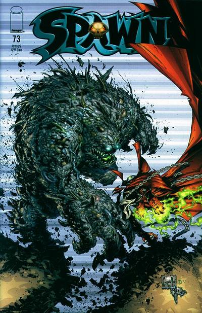 Cover for Spawn (Image, 1992 series) #73