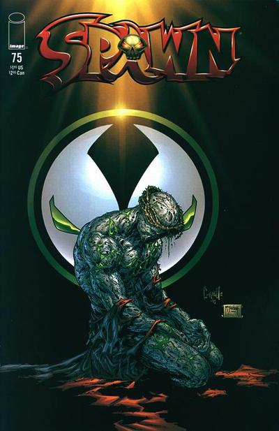 Cover for Spawn (Image, 1992 series) #75