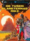 Cover for Linda och Valentins äventyr (Carlsen/if [SE], 1975 series) #5 - De tusen planeternas rike