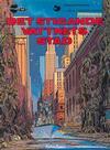 Cover for Linda och Valentins äventyr (Carlsen/if [SE], 1975 series) #7 - Det stigande vattnets stad