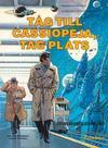 Cover for Linda och Valentins äventyr (Carlsen/if [SE], 1975 series) #9 -  Tåg till Cassiopeja, tag plats (Elementarvarelserna del 1)