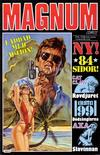 Cover for Magnum Comics (Pandora Press, 1988 series) #[2/1988]