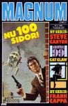 Cover for Magnum Comics (Pandora Press, 1988 series) #3/1988