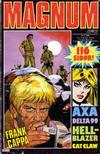 Cover for Magnum Comics (Pandora Press, 1988 series) #5/1988