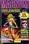 Cover for Magnum Comics (Pandora Press, 1988 series) #6/1988