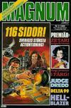 Cover for Magnum Comics (Pandora Press, 1988 series) #4/89