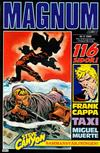 Cover for Magnum Comics (Pandora Press, 1988 series) #5/1989
