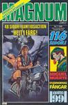 Cover for Magnum Comics (Pandora Press, 1988 series) #7/1989