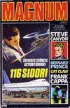 Cover for Magnum Comics (Pandora Press, 1988 series) #14/1989