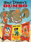 Cover for Four Color (Dell, 1939 series) #17 - Walt Disney's Dumbo the Flying Elephant