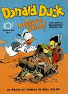 Cover for Four Color (Dell, 1942 series) #9 - Donald Duck Finds Pirate Gold!