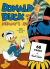 Cover for Four Color (Dell, 1942 series) #29 - Donald Duck and the Mummy's Ring