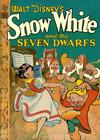 Cover for Four Color (Dell, 1942 series) #49 - Walt Disney's Snow White and the Seven Dwarfs