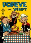Cover for Four Color (Dell, 1942 series) #70 - Popeye and Wimpy