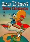 Cover for Four Color (Dell, 1942 series) #71 - Walt Disney's Three Caballeros