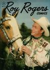 Cover for Four Color (Dell, 1942 series) #117 - Roy Rogers Comics