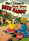 Cover for Four Color (Dell, 1942 series) #129 - Walt Disney's Uncle Remus and His Tales of Brer Rabbit