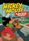 Cover for Four Color (Dell, 1942 series) #141 - Mickey Mouse and the Submarine Pirates