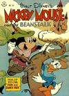 Cover for Four Color (Dell, 1942 series) #157 - Mickey Mouse and the Beanstalk