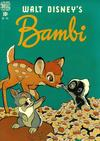 Cover for Four Color (Dell, 1942 series) #186 - Walt Disney's Bambi