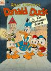 Cover for Four Color (Dell, 1942 series) #189 - Donald Duck in The Old Castle's Secret