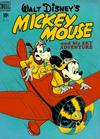 Cover for Four Color (Dell, 1942 series) #214 - Walt Disney's Mickey Mouse and His Sky Adventure