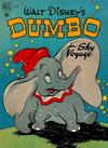 Cover for Four Color (Dell, 1942 series) #234 - Walt Disney's Dumbo in Sky Voyage