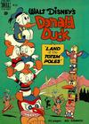 """Cover for Four Color (Dell, 1942 series) #263 - Walt Disney's Donald Duck in """"Land of the Totem Poles"""""""